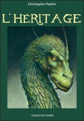 Eragon tome 4 : L'Héritage, de Christopher Paolini __★★★★★