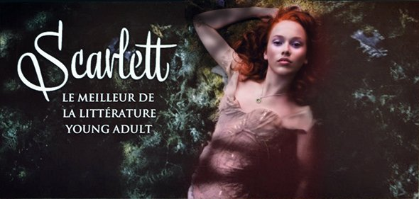 La collection Scarlett de Panini Book
