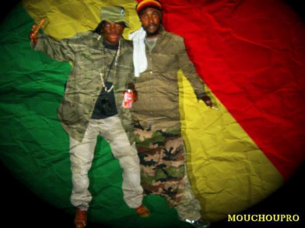 MOUCHOU & LENOIZE (rastafarie)