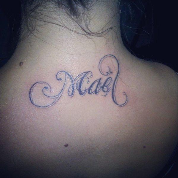 J'aime les tatouages et les piercings...