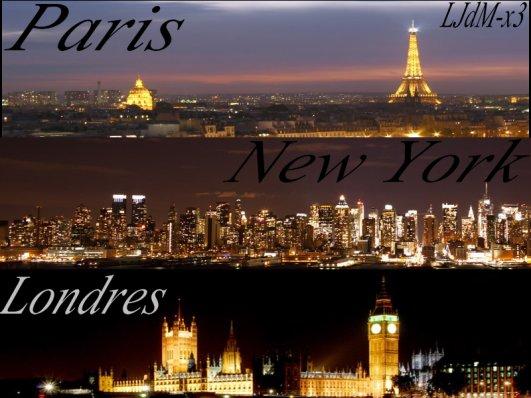 3 Villes mais un seul rêve, Y aller.