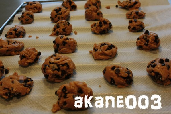 photo d'hinata qui fait des cookie ReSuite...