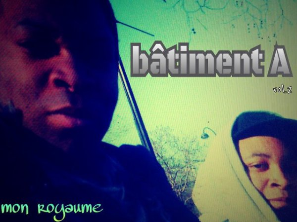 batiment A vol 2 / tape  (2012)