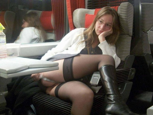 j adore prendre le train kan j ai une jolie vue comme sa?