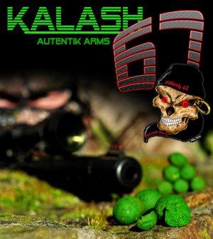 NOUVEAU..........La Kalash est une arme de haute précision!!!!!!!