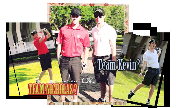 . 27 Février: Kevin, Nick et Danielle étaient à Hollywood en Floride au Hard Rock Hotel pour montrer leur soutien à la fondation Jason Taylor. Ils ont aussi participé à un tournoie de Golf organisé pour la fondation. .
