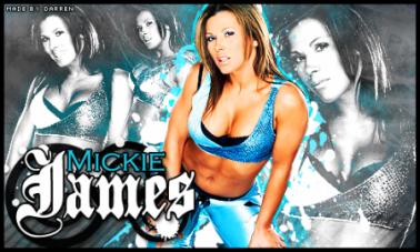 Biographie Mickie James