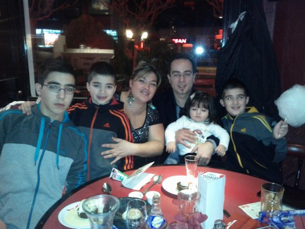 my familly !!