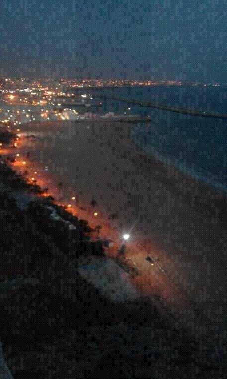 La plage ma ville safi