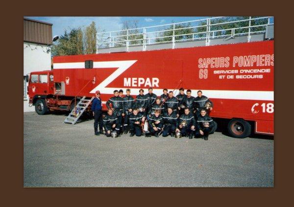 67 - FORMARTION MEPAR CASERNE DE GENAS