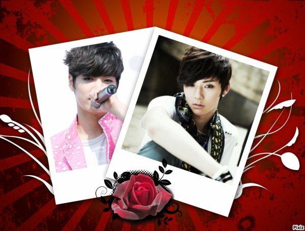 Os yaoi jr&minhyun : une nouvelle recrue