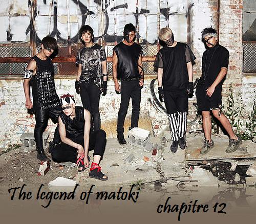 the legend of matoki chapitre 12