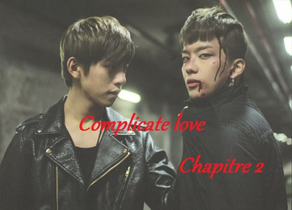 Complicate love : chapter Two