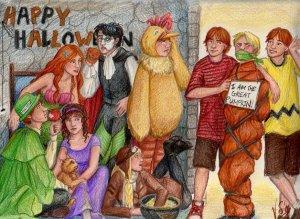 Joyeux Hallowen !!