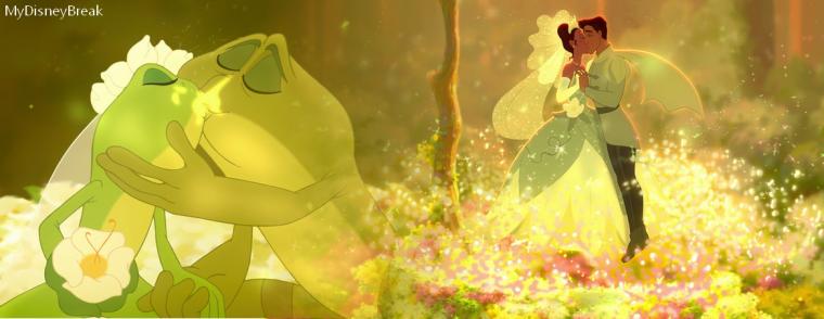 Scène Coup de ♥ La Princesse et la Grenouille