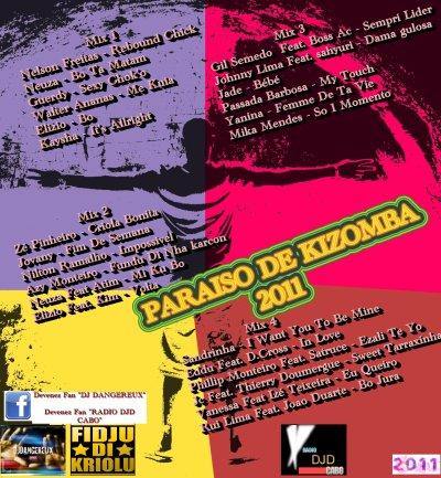 Djdangereux - Paraiso De Kizomba 2011