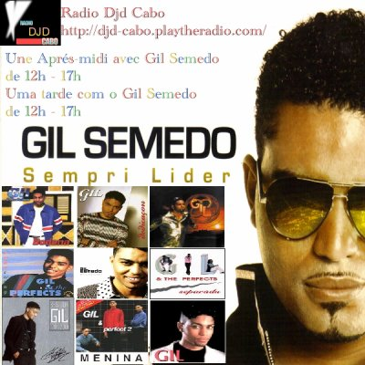 Radio Djd Cabo - Spécial Gil Semedo