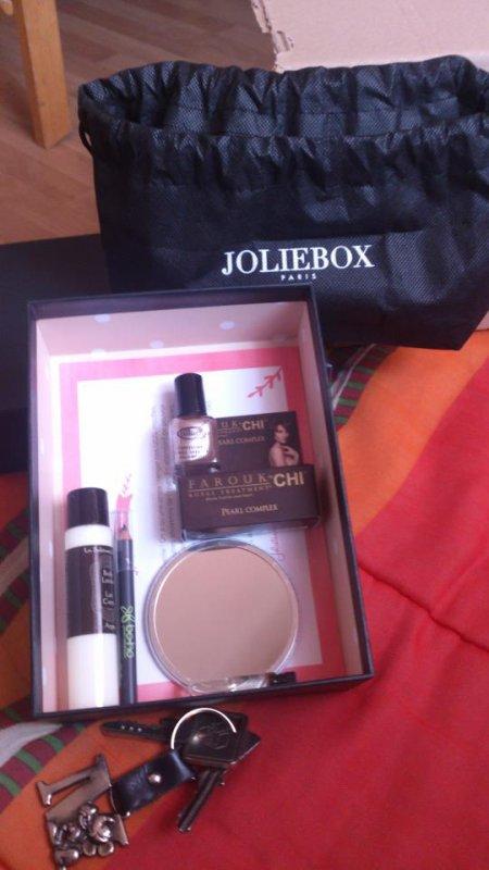 Teste JolieBox