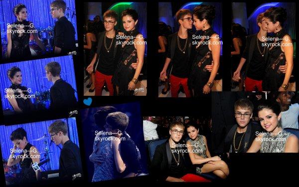 Miss Gomez au MTV Awards !!!