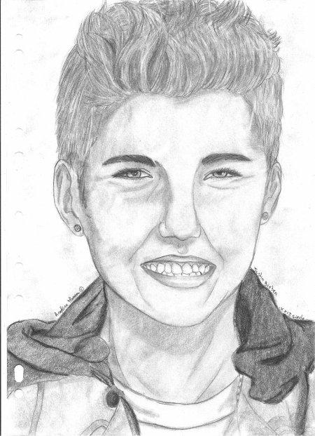 Justin bieber dessiner pour vivre - Justin bieber dessin ...