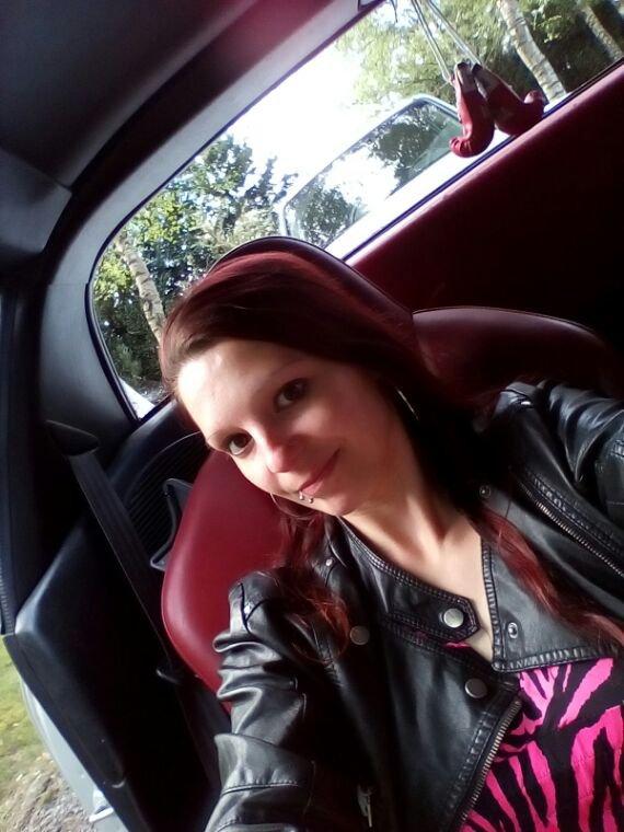 Dans la voiture de mon homme