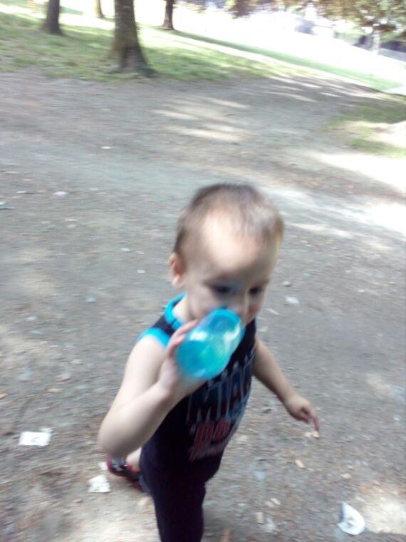 Mon fils ezzio