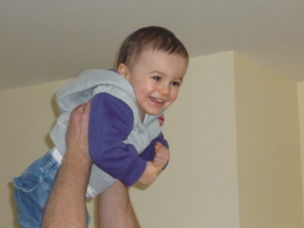 Notre Petit neveu KILIAN <3