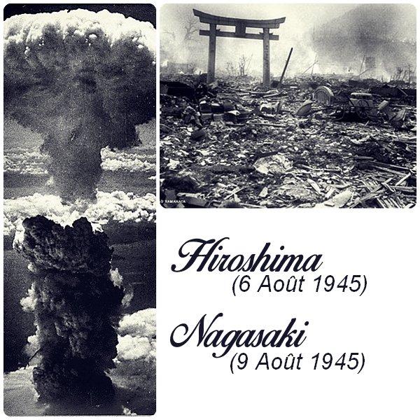 -------------------- . 日本 . ----------------------------- Préseηtαtion du pαys du soleil levαηt ➠ • Hiroshima & Nagasaki •