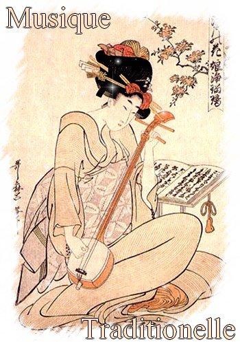 ----------------- . 日本 . --------------------------------------------------------------------- Musique ➠ • Musique traditionelle •
