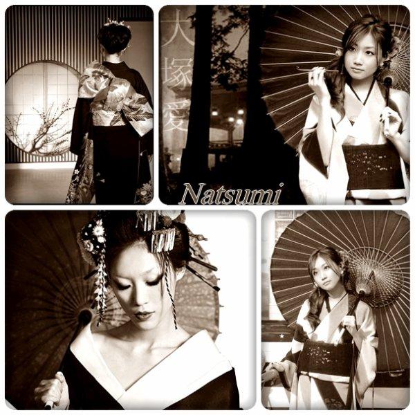 ----------------- . 日本 . ------------------------------------------------------------  ➠ • Le Kimono •