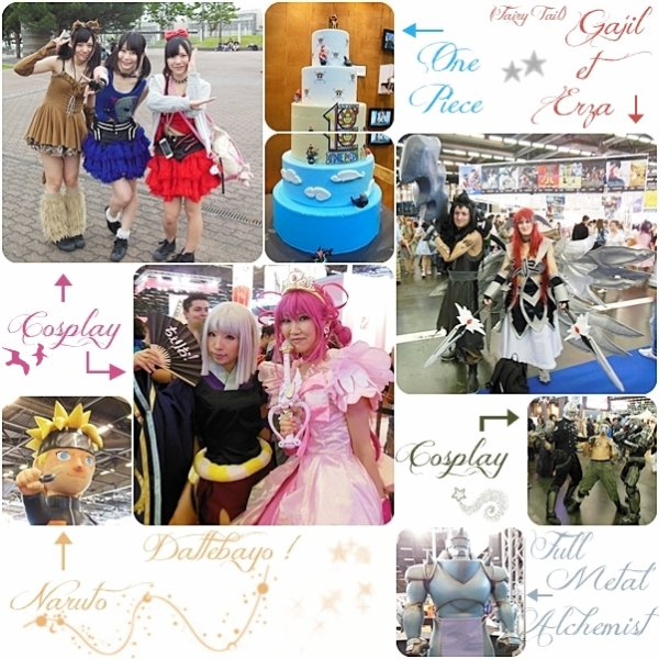 ----------------- . 日本 . ----------------------------------------------------------------------------------- Divers ➠ • Japan Expo •