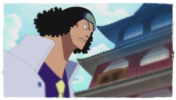 """Aokiji, le """"faisan bleu""""!"""
