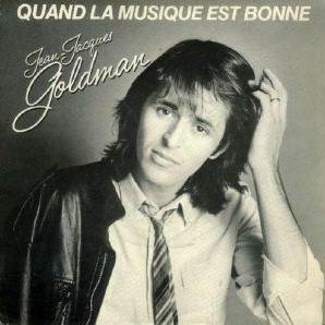 """parodie de j j goldman""""quand la musique est bonne"""""""