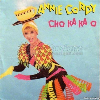 """parodie annie cordy """"chaud cacao"""""""