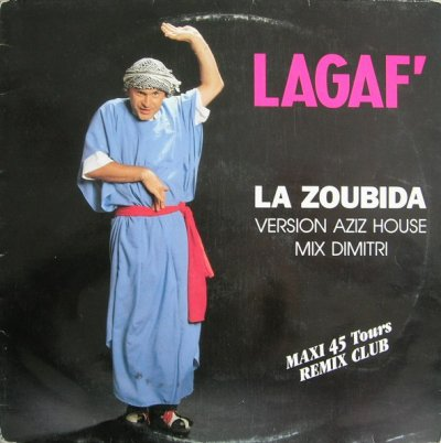 "parodie lagaf ""la zoubida"""