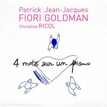 "parodie p.fiori/goldman ""4 mots sur un piano"""