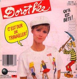 """Dorothée """"qu'il est bête"""""""