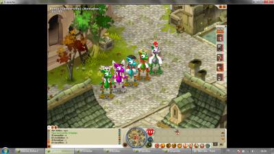 Quelques screen de mon ancienne team et de quelque bon xp :)