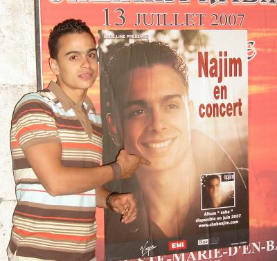 ----------------------------L'affiche du concert à Grenoble 2007!!!---------------------------- Facebook Officiel - Mes Vidéos - Twitter Officiel - Myspace Officiel