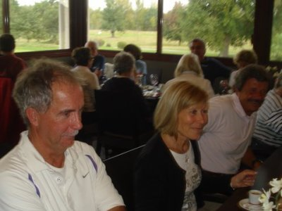 GOLF DE PAU ARTIGUELOUVE 24 OCTOBRE 2011