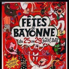 FETES DE BAYONNE  JEUDI 26 JUILLET 2012 = Bonne action