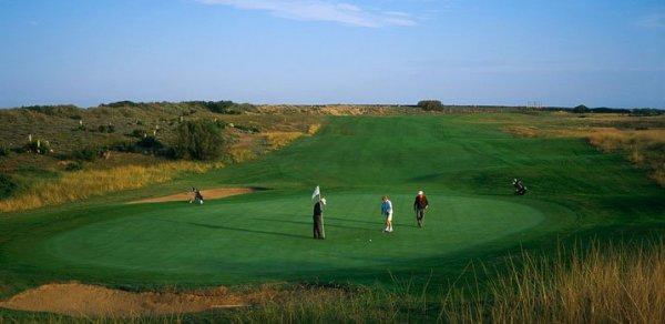 Lundi 22 Avril 2013  Golf de Chiberta