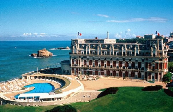 LUNDI 2 SEPTEMBRE 2013    PITCH AND PUTT  HOTEL DU PALAIS  BIARRITZ