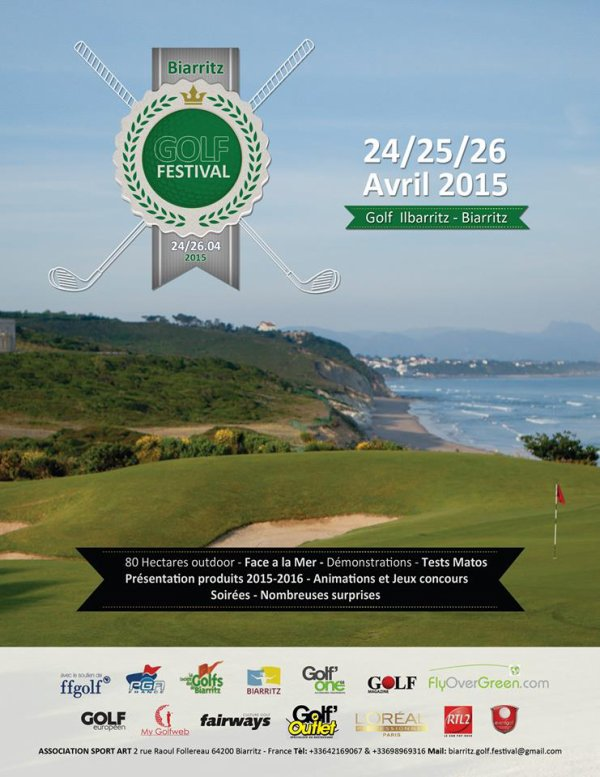 GOLF EN IRLANDE DU 2 AU 9 MAI 2015   INSCRIPTIONS CLOTUREES