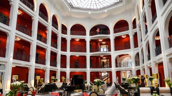 TOUS LES VENDREDIS DE 18H30 A 21H    HOTEL LE REGINA  BIARRITZ
