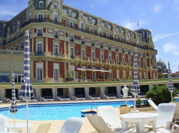 SAMEDI 7 NOVEMBRE 2015    NUIT DES BIARROTS AU PALACE HOTEL DU PALAIS (COMPLET)