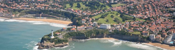 LUNDI 12 OCTOBRE GOLF BIARRITZ LE PHARE