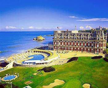 Samedi 18 Novembre Golf + Soirée Hotel du Palais