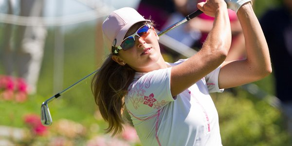 DUBAI LADIES CLASSIC   Céline Herbin perd en Play Off