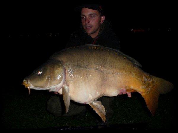 pêche d'une nuit!!!!!!!!
